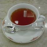 ランデブー ラウンジ - 紅茶