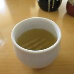ボローニャ・吉虎 - スープ割用のスープ