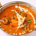 インドレストラン ハンス - 料理写真: