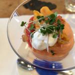 ビストロ ル・ボントン - 料理写真:2016.1前菜