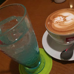 VILLA ROSSO TRE - 青春ソーダ&カプチーノ