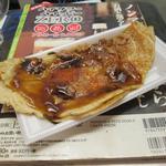 いか焼 やきや - いか焼きプレーン(200円)