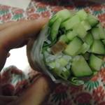 くま☆さん  - 野菜がたっぷり♪