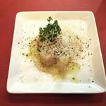 プレゴ - 里芋のベニエ