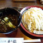 むさしの庵 甚五郎 - 田舎盛うどん(850円)_2010-08-05