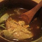 やなぎ - カレースープ