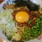 らー麺 きん - 台湾まぜそば