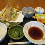 天ぷら割烹 うさぎ - 天ぷら御膳