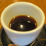 天ぷら割烹 うさぎ - コーヒー