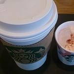 スターバックス・コーヒー - ココアとSAKURA