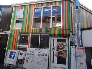 MK CAFE - 外観(2016年2月来店)