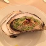 47324229 - 北海道厚岸産牡蠣のオーブン焼き