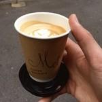 メルコーヒーロースターズ - cafe latte