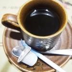 なかにし - セットドリンクのコーヒー