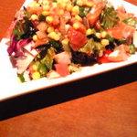 4733669 - 夏野菜と海鮮の和風サラダ