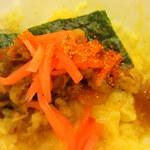 松屋 - ミニ牛丼にしました
