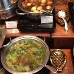 47333662 - さっぱりしたスープもあります。