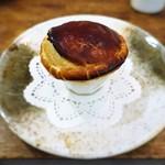 モルソー - トリュフといろいろキノコのパイ包みスープ