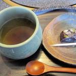 金泉 - ナツメ茶
