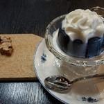 三峯神社 小教院 - 小教院特製コーヒーゼリー440円 1日限定20個