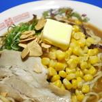 麺家 えびす - 料理写真:味噌とんこつラーメン/セットで選べるミニどんぶり