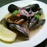 47339211 - ムール貝のハーブマリネ