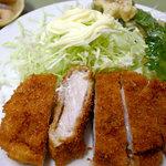 食堂 筑波 - カツライス