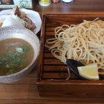 串焼 バードル - つけ麺