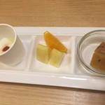 健康美食 豆の花 - デザ-ト