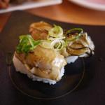 かっぱ寿司 - 国産大粒蒸し牡蠣炙り~☆