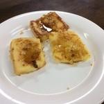 ホテル ナトゥールバルト 富良野 - 料理写真:ヤバ過ぎる美味さのフレンチトースト が朝食の出てくる。