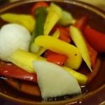 47347938 - (2015/12月)「野菜のビールピクルス」