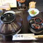 川常 - 料理写真:お昼定食