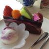 コットンバニー - 料理写真:カシュショコラ  390円 イートインにはアイスが付きます(^_^)v