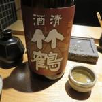 焼鳥 市松 - 日本酒1