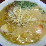 栄養軒 - 玉子ラーメン:620円