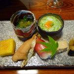 親和苑 - (夕食①)前菜