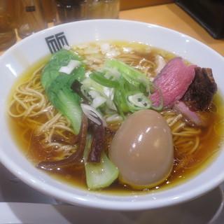 竹末東京Premium - 料理写真:醤油