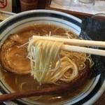 花壱 - 花壱ら~麺(700円)麺リフト