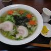 イタリアン×和食 Luce - 料理写真:豆乳あとかけラーメン 600円