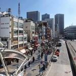 沖縄ワインダイニング - 山手線田町駅東口(芝浦口)へ出るとすぐ