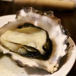 かき小屋フィーバー@BLUEJAWS - 焼き牡蠣