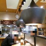 驛麺家 - (2016.2.11再訪) 8時前です(笑)
