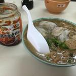 台湾風粥専門店 阿里 - 麺線
