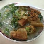 台湾風粥専門店 阿里 - 野菜粥