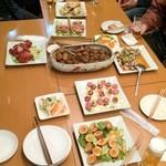 シネマカフェ - 貸切大宴会♪