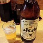 若大将 - 瓶ビール スーパードライ(16-02)