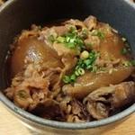 若大将 - 肉豆腐(16-02)