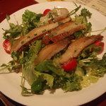 ブーミン - 豚トロスモークサラダ
