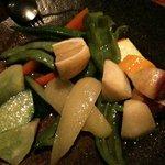 4736516 - 有機野菜の軽い蒸し煮